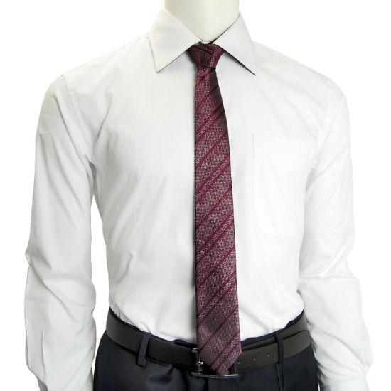 衬衫与领带的搭配 给魅力加分