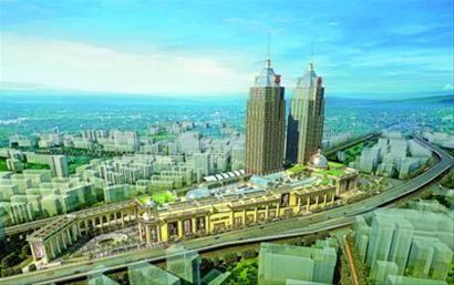 □上海月星环球港外景 资料图片