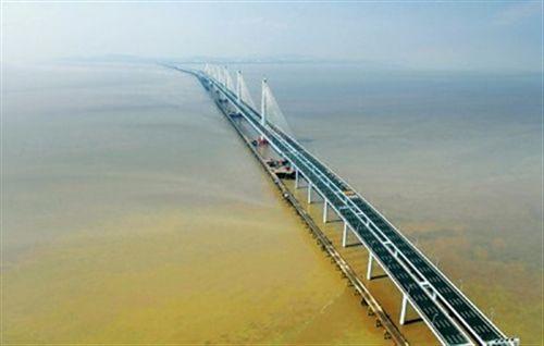 嘉绍大桥9日通车上海到绍兴车程缩短近一半