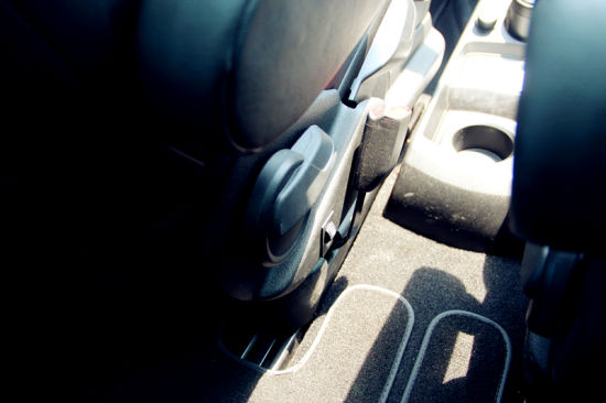 试驾体验雪铁龙大C4毕加索