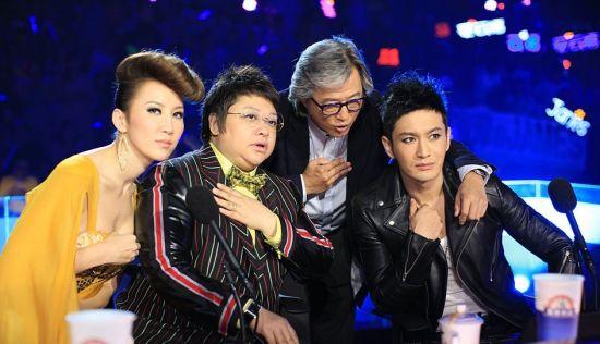 中国梦之声10强名单 黄教主抢戏图片