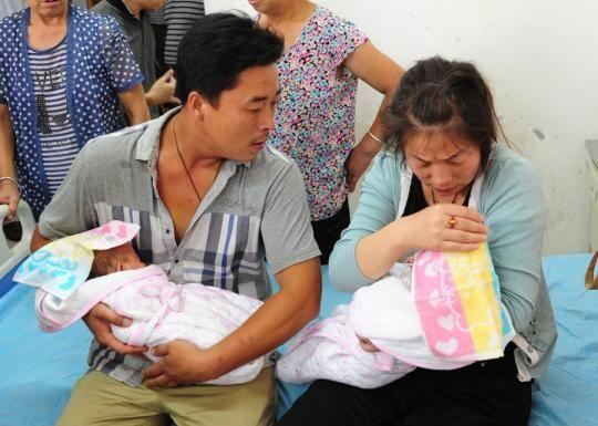 陕西医生贩婴案 家长沦为沉默的羔羊图片