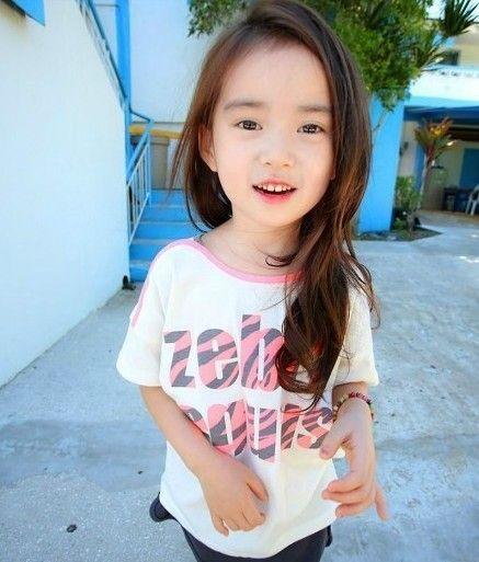 韩国6岁小萝莉