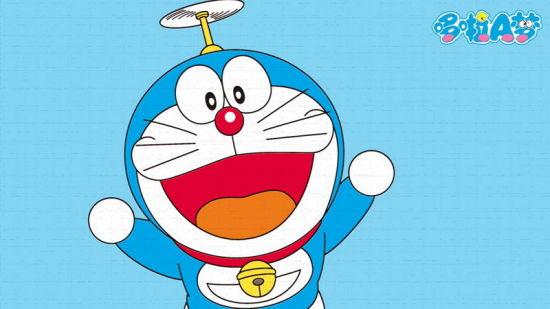 哆啦a梦生日快乐(图)