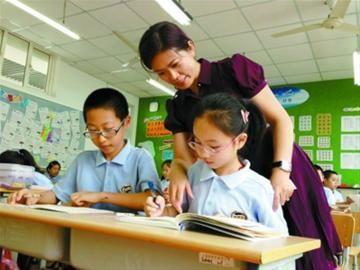 沈建英老师的教学生涯基本都是在班主任岗位上