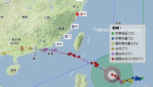 台风天兔实时路径图_台风天兔路径图实时更新2013年第19号台风天