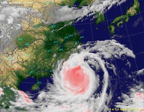 09台风天兔图片_