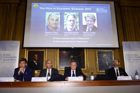 2019若贝尔经济学奖_《诺贝尔经济学奖的逻辑:如何改变世界经济和人类行为》-经济 书评
