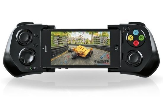 iPhone游戏手柄 第一款授权游戏控制器