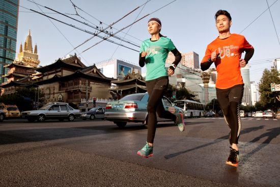 耐克发布上海国际马拉松跑步装备