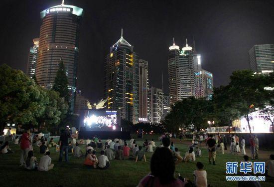 上海:夏季音乐节绽放浦江两岸