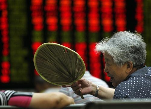 沪深股市大涨