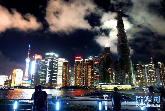 上海凉风徐徐