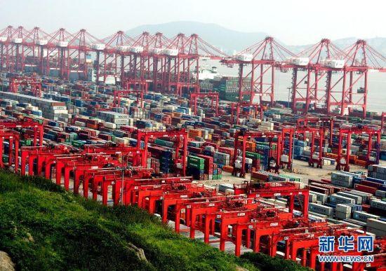 上海外贸进出口7月同比增3.3%