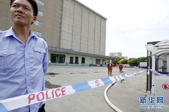 上海一冷库发生液氨泄漏事故已致15人死亡