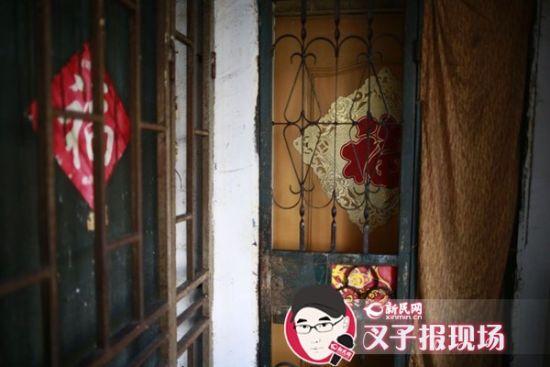案发所在地。新民网 记者 萧君玮 摄
