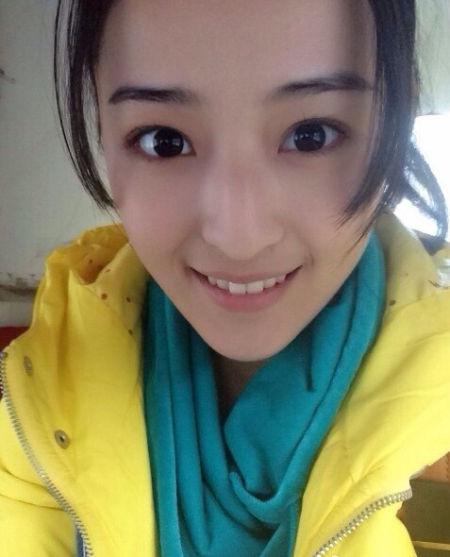 央视美女主播杨茗茗图