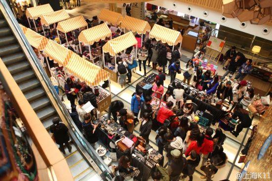 上海人最喜欢的商场排行