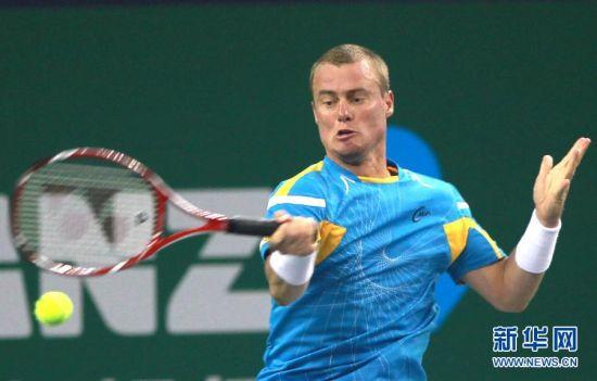 网球上海大师赛:休伊特不敌塞皮