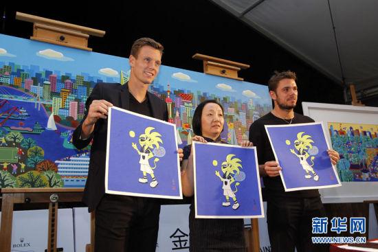 伯蒂奇、瓦林卡在沪参加文化交流活动