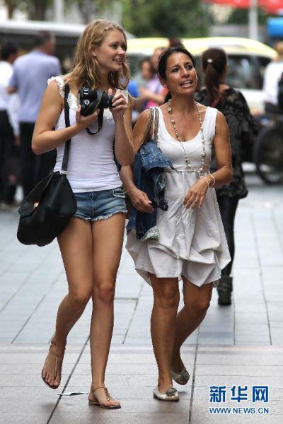 上海今夏157天创历史最长夏季