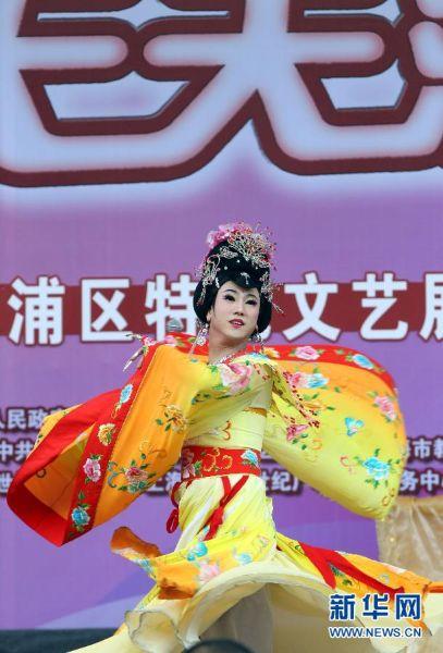 """文艺惠民上海""""天天演""""活动拉开帷幕"""