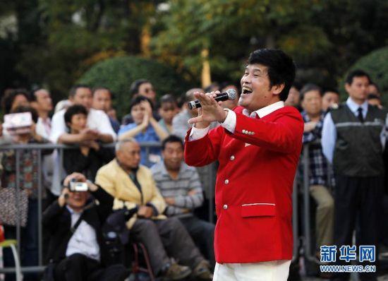 """上海国际艺术节的""""百姓好声音"""""""
