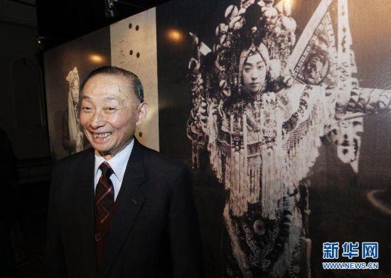 """""""百年上海梅兰芳""""纪念活动将在沪举行"""
