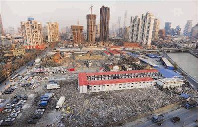 本市加快旧区改造,使更多居民受益 本报记者 孙中钦 摄