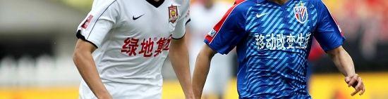 """绿地集团曾出资赞助过陕西浐灞俱乐部,而这支球队的前身就是曾经的上海国际队。如今绿地集团终于在上海与申花携手并进,""""绿地生花""""希望能为上海足球带来复兴。 Osports 资料"""