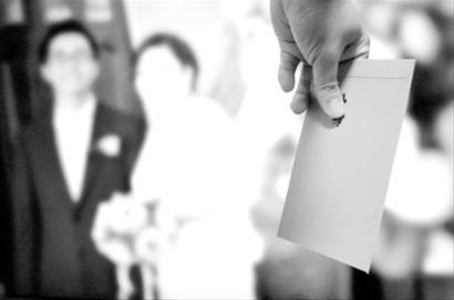婚礼上的礼金成了不法分子的作案目标 /晨报记者 肖允