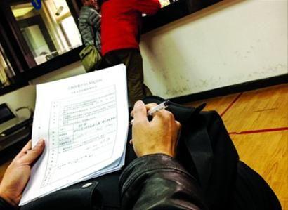 □郑祺律师3月10日向虹口区法院提起诉讼,请求判令泰妃阁返还30元服务费。/晨报记者 肖允