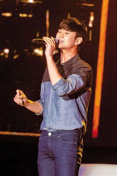 上海现场演唱《Nobody》