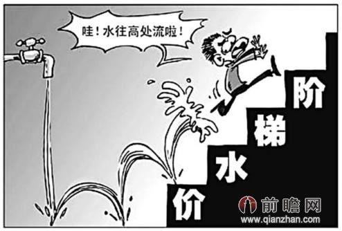 北京阶梯水价听证现场(图)