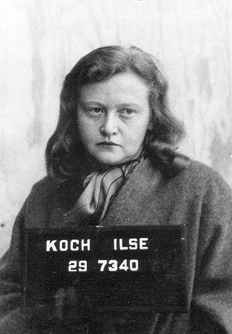 穷凶极恶美女纳粹魔头 杀人剥皮做灯罩淫男俘