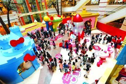 Hello Kitty也40岁了 /图片由受访者提供