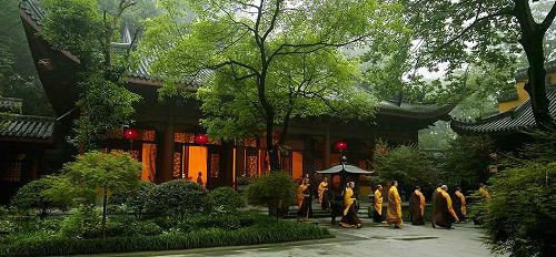 探寻上海周边度假10条神仙路线