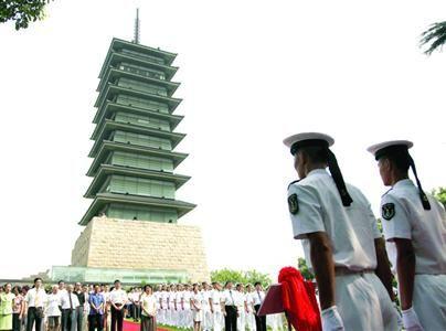 □改造后,纪念馆将更全面展示历史。/贺佳颖