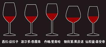 读懂9张图 让你立刻变身红酒专家