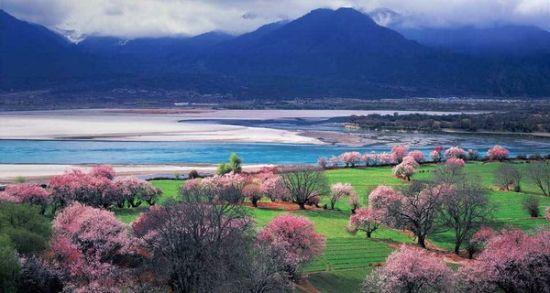 盘点国内20℃的旅行目的地 西藏林芝_热门旅游景点