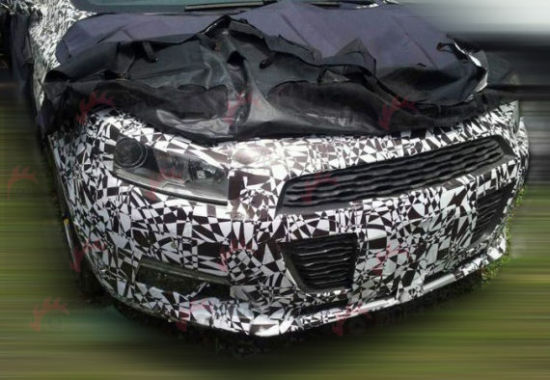新一代雪佛兰科鲁兹或推运动版车型