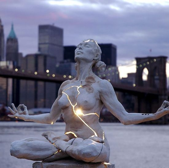 城市的智慧世界各地最有创意的雕塑