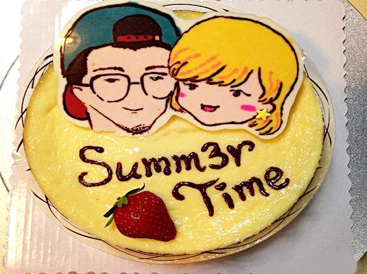 diy创意蛋糕