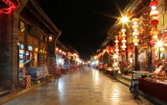 山西平遥古城首家锦江之星酒店开张图片