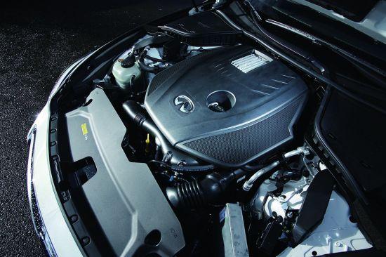 注重低速高扭输出的2.0T涡轮增压发动机