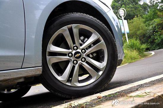 新科鲁兹怎么选 发动机及轮胎轮毂解读