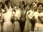 刘翔丈母娘与妻子合影旧照 曾是模特绝对的美女