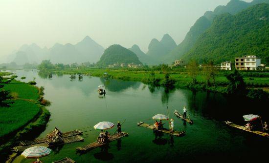 桂林旅游攻略阳朔两日游v攻略攻略线路时装迷宫图片