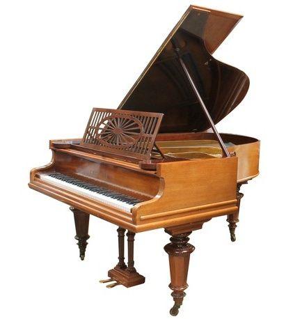 年代逾百年的珍稀西式古董钢琴