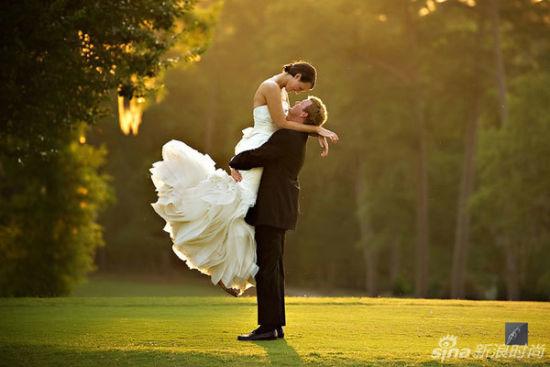 婚纱照还能这么玩55张最具创意的婚纱摄影
